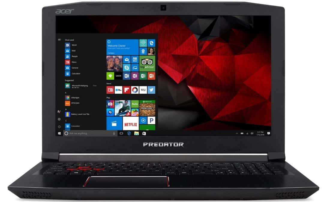 Acer Predator Specialist Gaming Laptop – SOLD OUT!