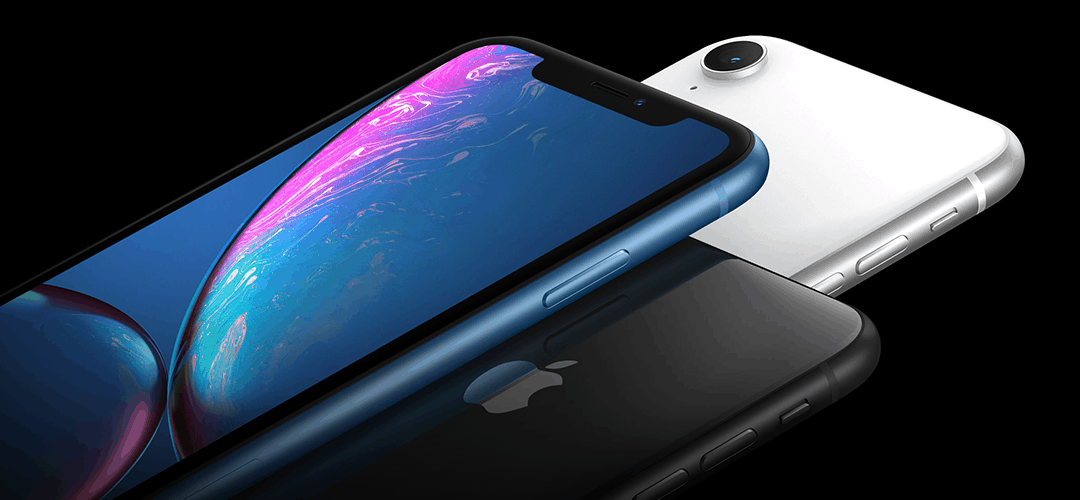 iPhone XRBrilliant. In every way.