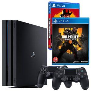PS4 Pro 1TB Bundle - 1