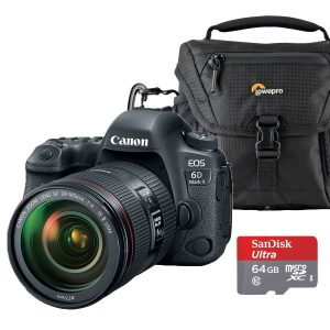 Canon 6D Mark 2 Camera Bundle - 1