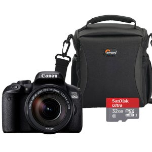 Canon 800D Bundle - 2