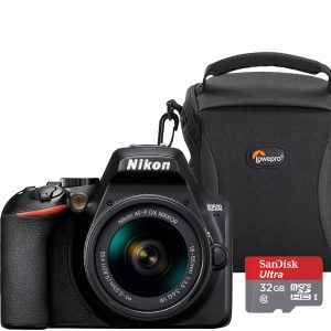 Nikon D3500 DSLR - 1
