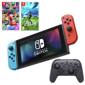 Nintendo Switch Console Bundle - 1