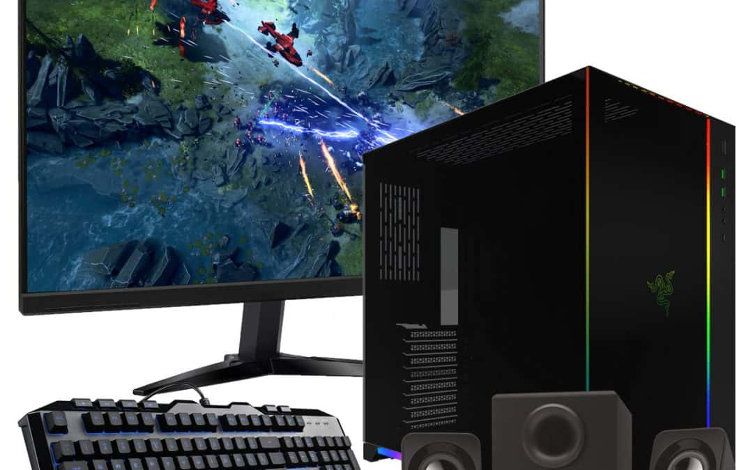 Gaming PC Rentals – Gaming Laptop Rentals